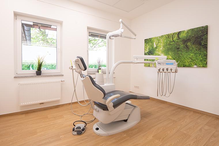 Zahnarztpraxis in Töging
